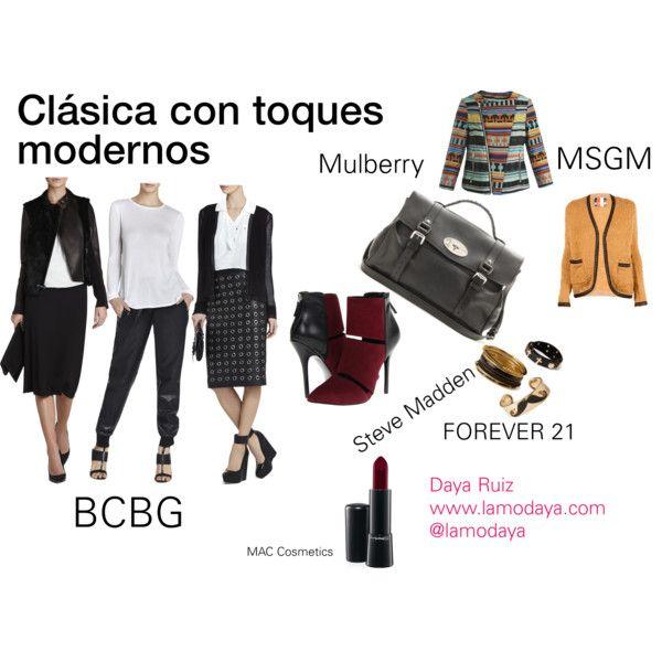 """""""Clásica con toques modernos"""" by lamodaya"""