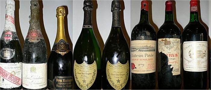 Rare Vintage Wine