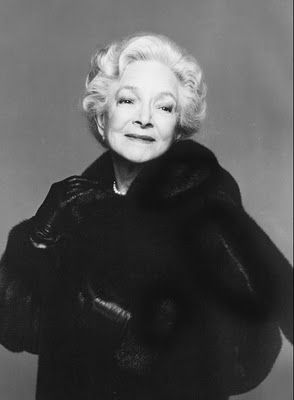 The Grand Dame of American Theatre - Helen Hayes (10/10/1900-3/17/1993)
