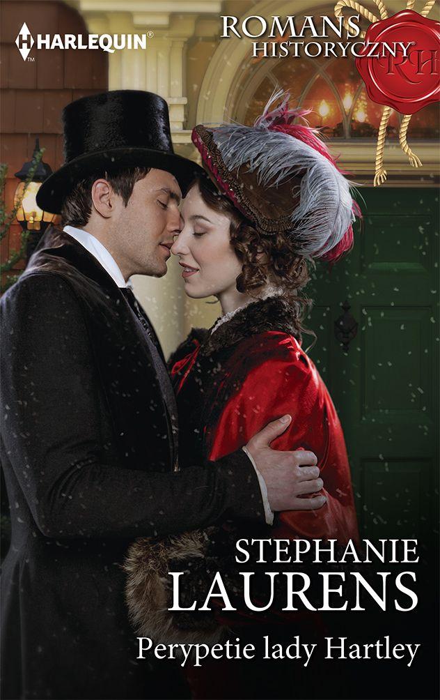 Perypetie lady Hartley - Stephanie Laurens
