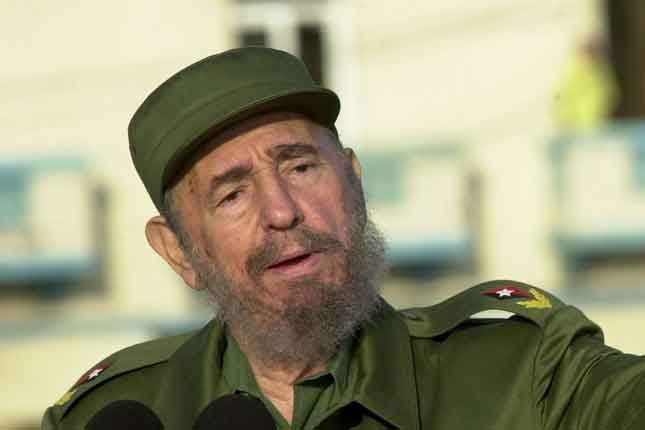 Former Cuban leader Fidel Castro dead at 90