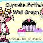This 30 page cupcake birthday graph pack is sure to get your kiddos excited about each-other, the school year, and math!   Included in this pack:  ...