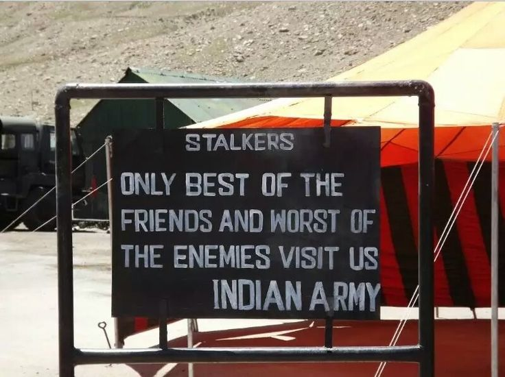 Indian Army Awesome Quotes