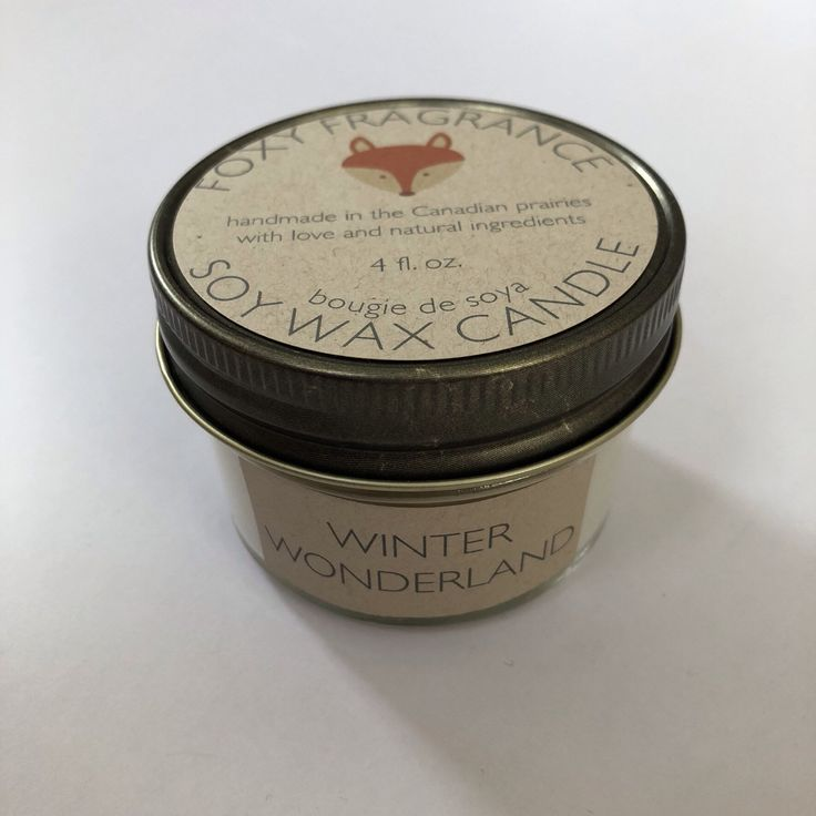 A personal favorite from my Etsy shop https://www.etsy.com/ca/listing/557122203/handmade-winter-wonderland-soy-wax