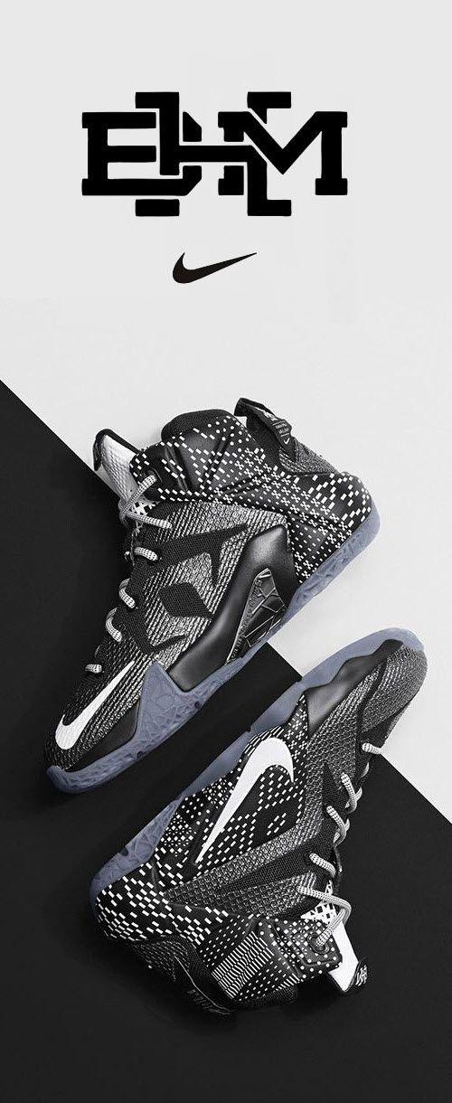 "Nike LeBron XII ""Black History Month"""