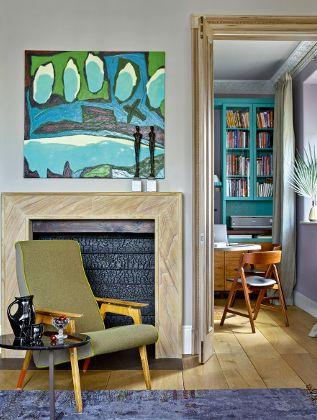 В гостях у Сандры Наннерли: фото интерьеров квартиры дизайнера в Нью-Йорке | Интерьеры квартир в AD Magazine | Интерьеры в журнале AD | AD Magazine