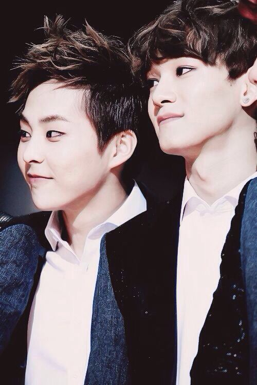 Xiumin and Chen | EXO ...
