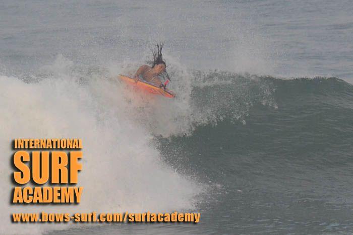 Bodyboard Training with Rita Pires & Ayaka Suzuki http://bows-surf.com/surfacademy/