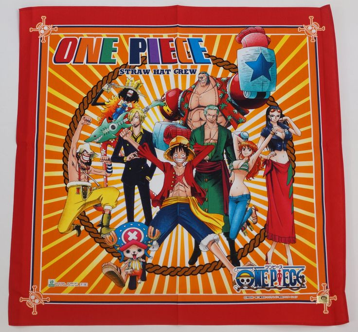 One Piece : Handkerchief ‪#‎OnePiece http://www.japanstuff.biz/ CLICK THE FOLLOWING LINK TO BUY IT http://www.delcampe.net/page/item/id,0359040927,language,E.html