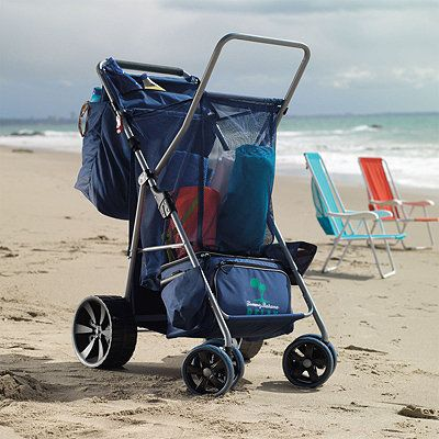Tommy Bahama Beach Cart Frontgate Com Neat Gadgets