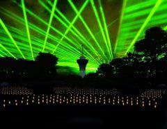 去年は鶴見 光の花桟敷 2015と呼んでいた大阪のイルミネーション今年はそれがTSURUMI ウィンターフェスティバルと名前を変えて開催 tags[山口県]