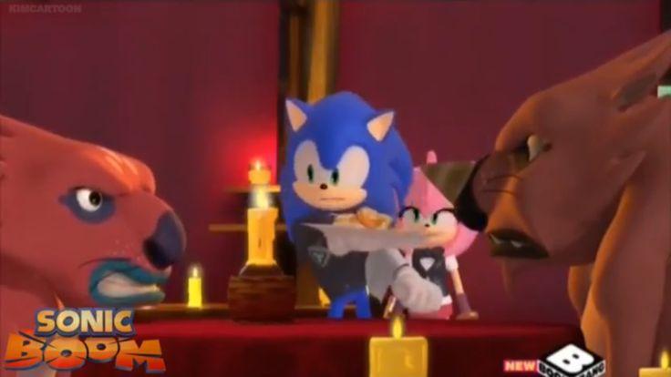 "Sonic Boom season two episode 25 ""Do Not Disturb"""