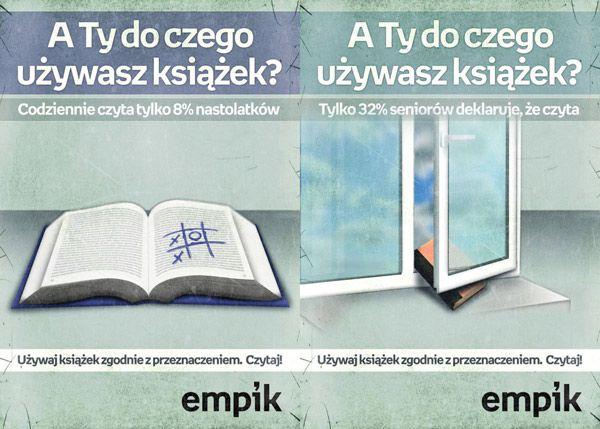 A Ty do czego używasz książek? - 2