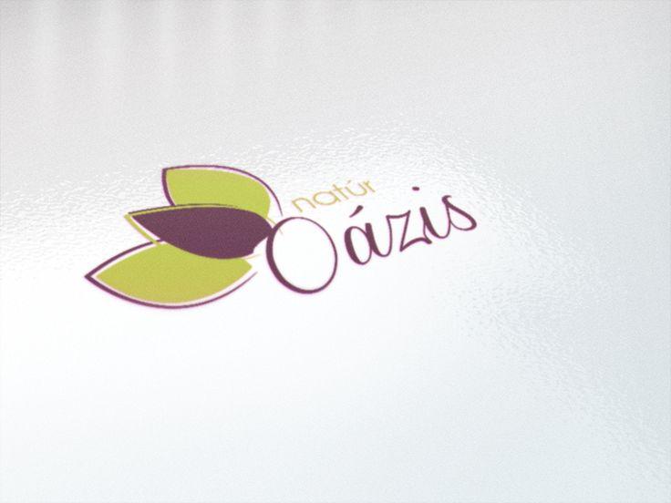 Kozmetika logó  - Te is elkészítheted a www.designakademia.hu tanfolyamain.