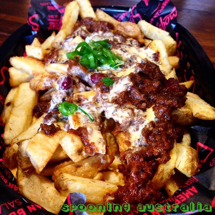 Another of my visited venues when I was in Canberra last - Smoque is a smoking BBQ, ribs, fried chicken and burger joint/ bar. Loved the place, my parents gave me a surprise visit when I was in the capital and we went to feast on burgers for lunch. I shall be returning for those ribs #drool. Also - best fries of all time - while editing this in bed with the flu I could kill for this to be delivered to my bed in Sydney :) http://spooningaustralia.com/smoque/