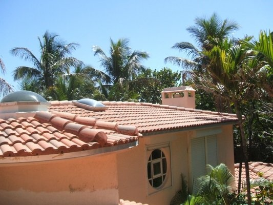 Monier monray red clay barrel roof tiles a 1027 for the for Barrel tiles