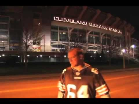 The Cleveland Browns Stadium is a factory of sadness... Omg I forgot how funny this video is!