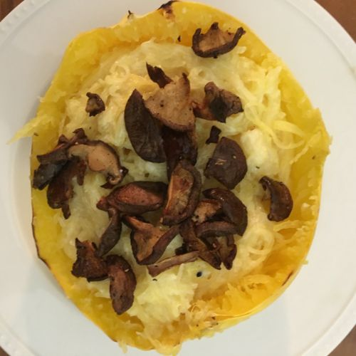 (recipe adapted from By Chloe's very own vegan chef Chloe Coscarelli)