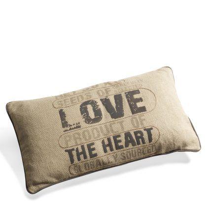Love cushion, Pfister