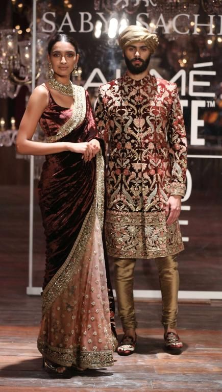 Lakme Absolute Grand Finale By Sabyasachi-at-lakme-fashion-week-27