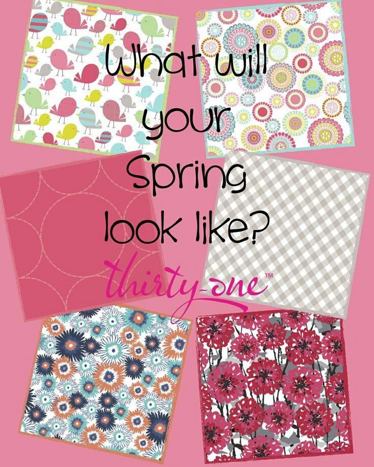 Spring 2014 prints!Spring Prints, Spring Colors, Thirtyone Spring, Thirty On Gift, Thirtyone Gift, Sell Thirtyone, 2014 Prints, 31 Gift, Spring 2014