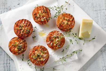 Provençaalse tomatenpartjes