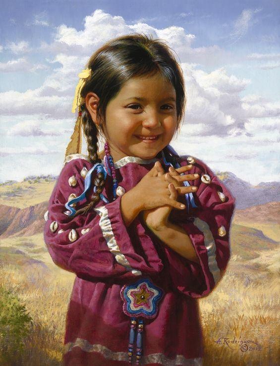 Яркие и красочные картины Альфредо Родригеса. | Волшебная сила искусства
