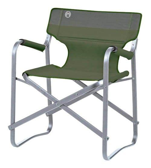 Καρέκλα Camping Coleman Deckchair Πράσινο | www.lightgear.gr