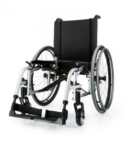 QUICKIE 2 Manual Folding Lightweight Wheelchair