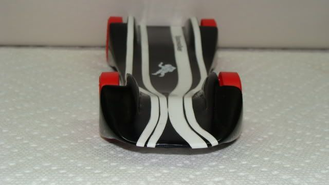 Pinewood Derby Car Stingray Pre Cut Extended Wheel Block Weighted