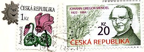 Johann Gregor Mendel 1822-1884