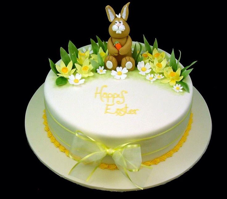 Cake Decorations For Easter : 17 Best images about Easter Cake Ideas on Pinterest ...
