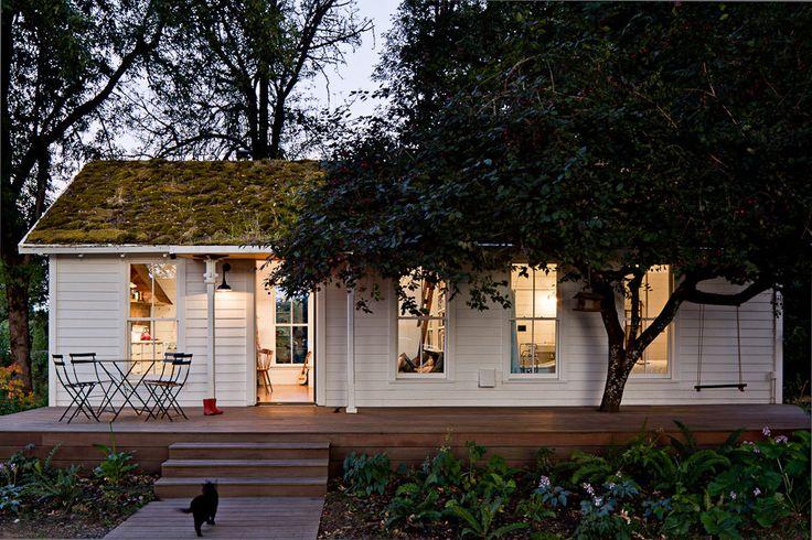 sauvies island tiny house