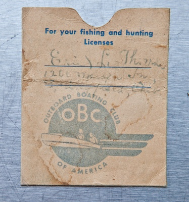 Approved for fishin'