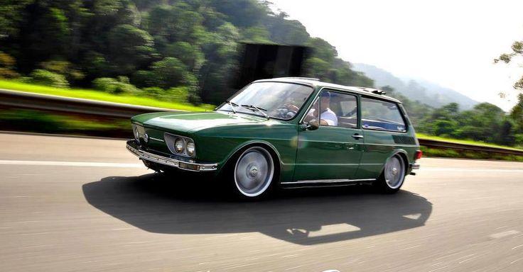 VW Brasilia 1.6 ar