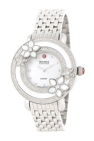 Women's Cloette Stainless Steel Watch