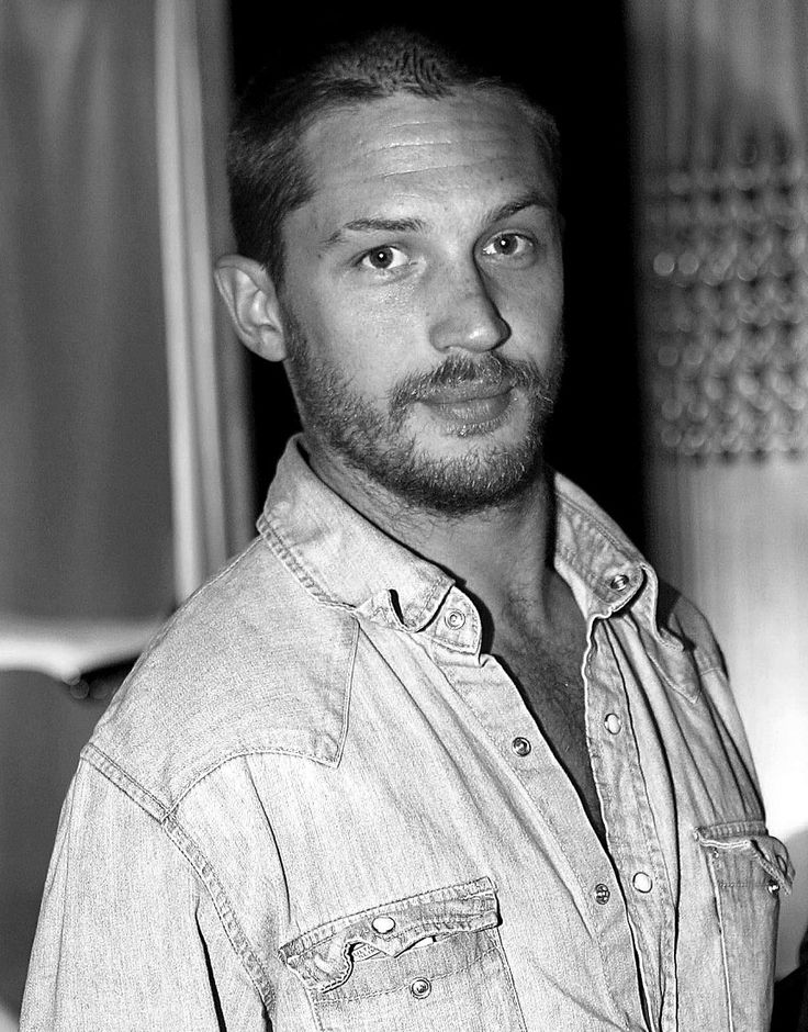 Tom Hardy.  How can so much beauty and talent exist in one creature??