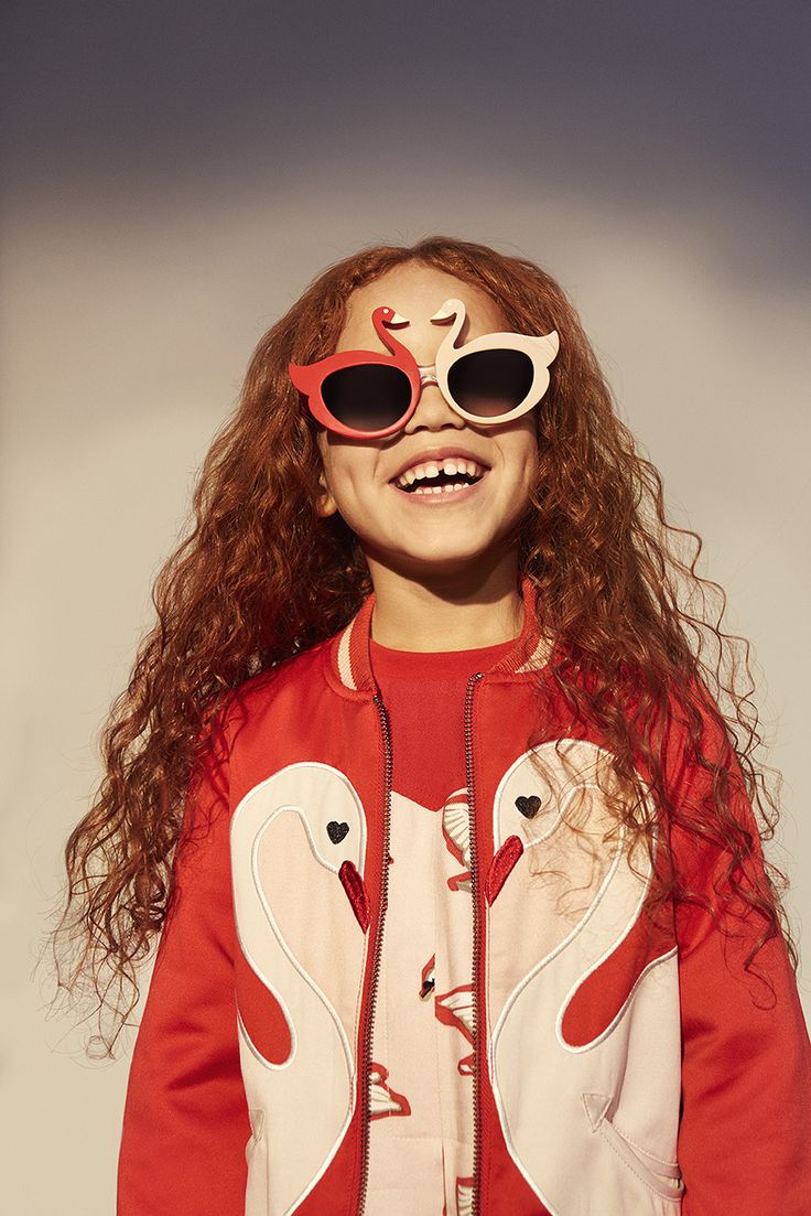 Stella McCartney Kids A/W 17 Collection  Available on Smallable: https://en.smallable.com/stella-mccartney-kids  Boys. Girls. Toddlers. Childrenswear. Fashion. Winter. Outfits. Clothes. Smallable