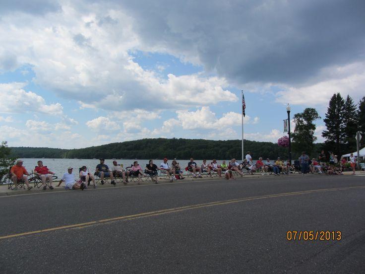 town lake 4th of july austin