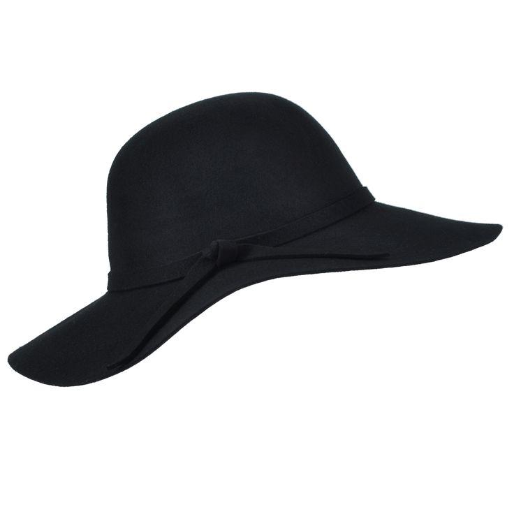 les 25 meilleures id es de la cat gorie feutre noir sur pinterest chapeaux d 39 hiver chapeau. Black Bedroom Furniture Sets. Home Design Ideas