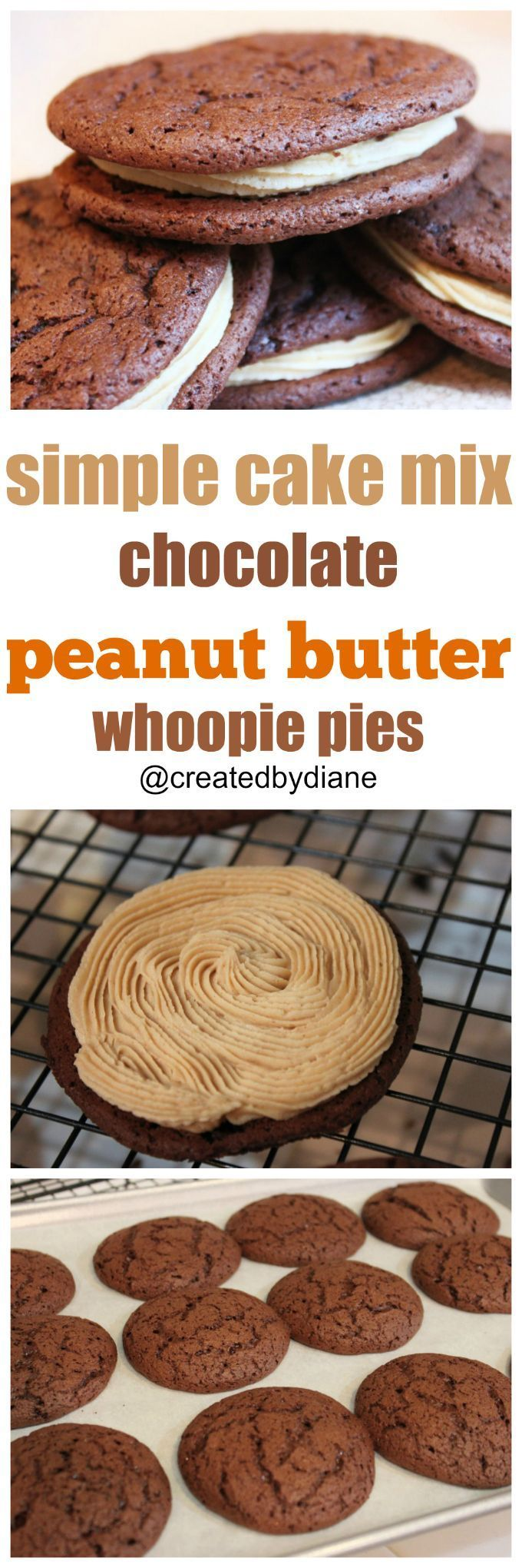 Babycakes Whoopie Pie Recipes Cake Mix