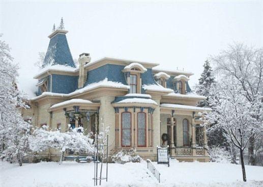 Hamilton House B - Whitewater, Wisconsin