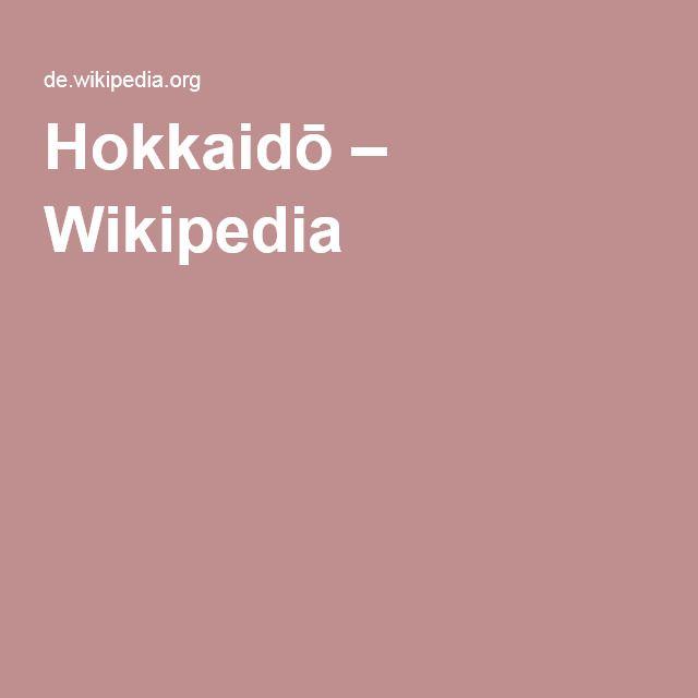 Hokkaidō – Wikipedia