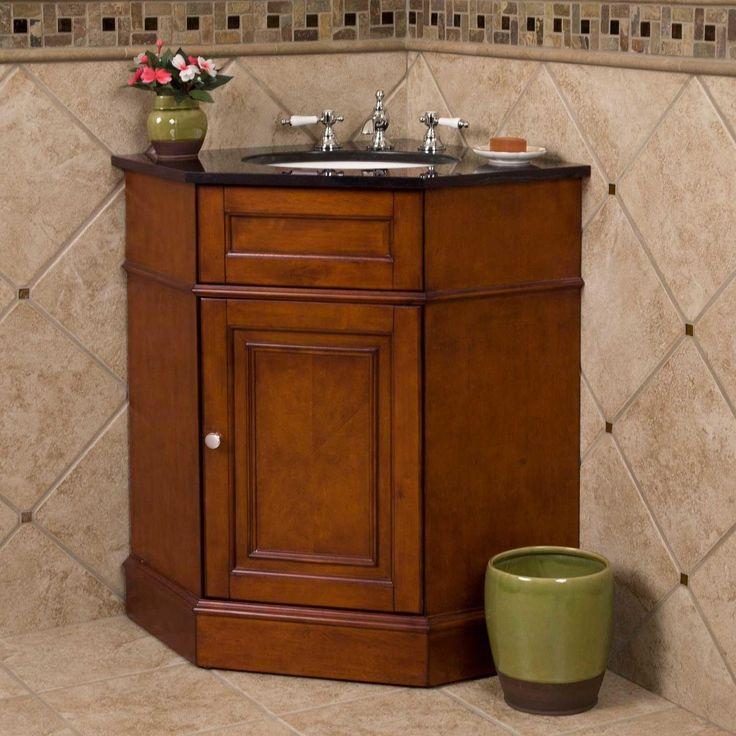 36  Bridgemill Corner Vanity for Undermount Sink. 17 Best ideas about Corner Bathroom Vanity on Pinterest   Hair