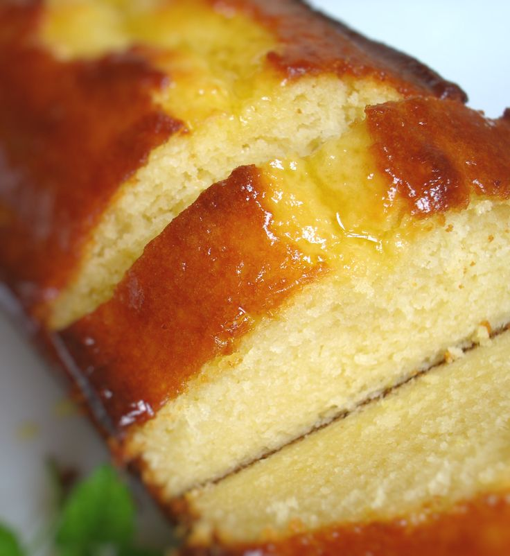Cake breton recipe