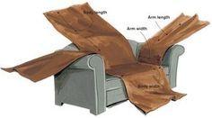 Couverture du canapé