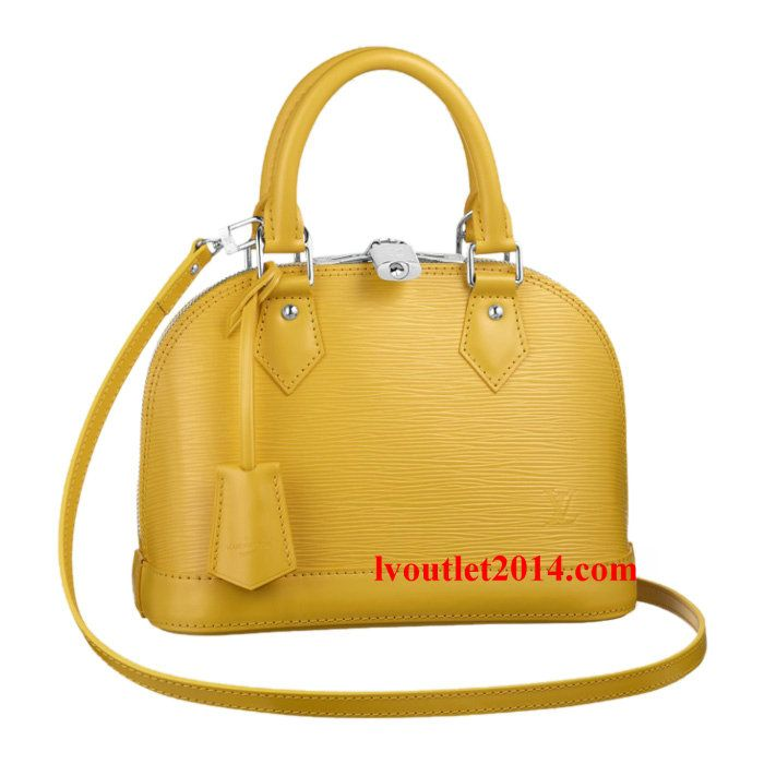 Louis Vuitton Alma BB #Louis #Vuitton #Alma