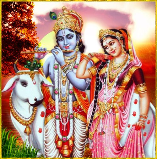 ✨ RADHA KRISHNA ✨ http://careforcows.org/ Hare Krishna Hare Krishna Krishna Krishna Hare Hare Hare Rama Hare Rama Rama Rama Hare Hare