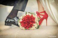 - SposiEventi- bouquet da sposa realizzato con dei peperoncini rossi