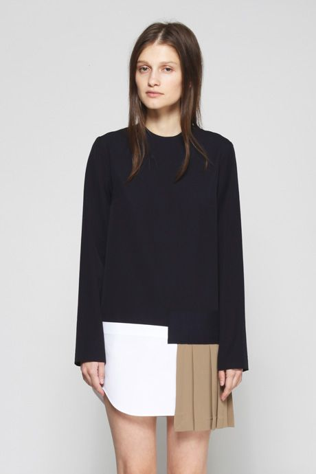 Jacquemus | La Robe Plissee Chemise | MYCHAMELEON.COM.AU